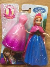 Disney Princess Little Kingdom MagiClip Anna of Arendelle Doll w Dress - NEW