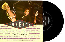 "ROXETTE - THE LOOK - 7"" 45 VINYL RECORD PIC SLV 1988"
