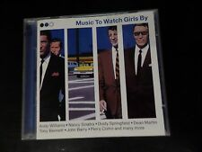 CD DOUBLE ALBUM - MUSIC TO WATCH GIRLS BY