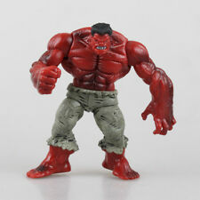 5'' Marvel The Red Hulk Action Statue Figure PVC Avengers Hero Toy Collection