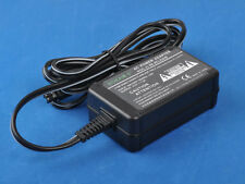 AC Adapter Battery Charger Power Cord for Sony Handycam HDR-UX3 HDR-UX3E HDR-UX5