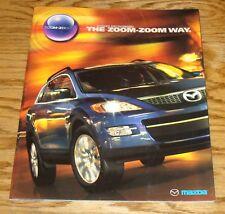 Original 2008 Mazda Car & Truck Full Line Sales Brochure 08 RX-8 MX-5 Miata