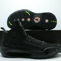 Nike Air Jordan 34 Retro XXXIV Black Cat Men's Sizes Basketball (AR3240-003)