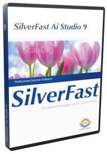 SilverFast Ai Studio 9 für Nikon Super Coolscan 9000 (3756)