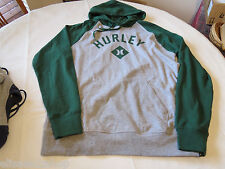 Hurley hoodie hoody shirt long sleeve Men's M medium MFT0003290 RBI Fleece 39Y