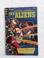 The Aliens #1 (Sep-Dec 1967, Western Publishing) Good