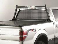 For GMC Sierra 1500 Cab Protector and Headache Rack Backrack 71854TR