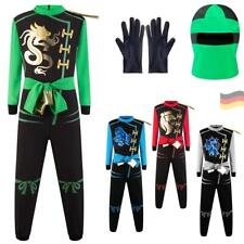 Top Ninja Costume For Boys Ninja Suit Carnival Boys Costume New