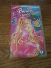 Barbie Fairytopia  VHS Video Tape (NEW)