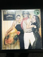 BOB WELCH THREE HEARTS (Sealed) SO-11907 LP VINYL RECORD (hole punch out)