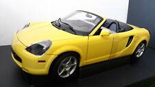 TOYOTA MR2 SPYDER cabriolet 2000 1/18 AUTOart 78713 voiture miniature collection