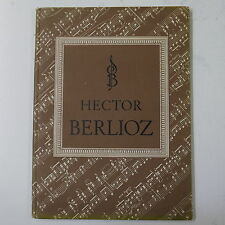 j daniskas HECTOR BERLIOZ  continental book company HB