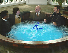 ADAM SCOTT 'HOT TUBE TIME MACHINE 2' ADAM JR SIGNED 8X10 PICTURE *COA 4