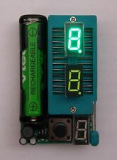 New IC Tester Multi-Use IC & LED Tester Detector (IC Model Number Teller)