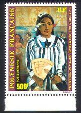 French Polynesia 1980 Paul Gauguin/Art/Painting/Paintings/Women 1v (n38747)