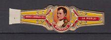 Ancienne  Bague de Cigare Label  Napoléon Bonaparte