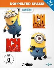 Blu-Ray *  ICH - EINFACH UNVERBESSERLICH 1 & 2 # NEU OVP +