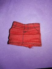 Monster High Doll Clothes Original Werecat Sisters Purrsephone Red Skirt