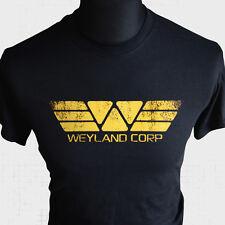 Weyland Corp Camiseta Prometheus Retro Yutani Alien Ripley Sulaco Nostromo