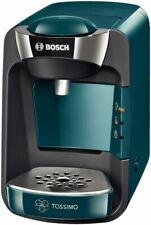 Bosch TASSIMO Suny Cafetera de Cápsulas - Azul (TAS3205)