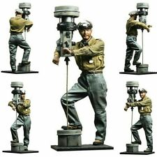 1/16 Resin Figure Kit Model U Boat Captain CCDR Combatant Commander Unpainted