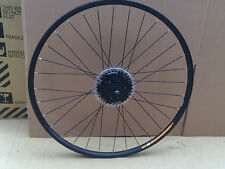 """27.5"""" Rear MB Carrera Wheel - New  - With FREE 8 Speed Shimano Fits Most MBs"""
