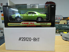 Ertl 1970 Dodge Challenger 440 Six Pack Club Mopar 2000 / Campbell Collectibles
