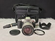 Pentax ZX-7 35mm Film Camera with Sigma 28-105mm 1:3.8-5.6 Lens, Bundle