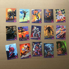 1994 Fleer Ultra X-men Marvel Collectible Cards, pre-owned random cards, Lot #6