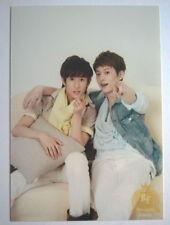 Boyfriend Official Japan Photocard Raw Photo K-pop - Donghyun & Minwoo