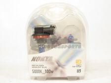 Nokya H9 Cosmic White Headlight Pro Halogen Light Bulbs Twin Pack 5000K NEW
