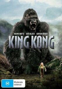 King Kong : NEW DVD