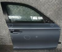 BMW 1 Series 20 E87 Door Front Right O/S Quarzblau Blue Blau Metallic - A18