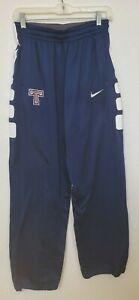 Nike Elite Team Therma-Fit Basketball Pants Mens Size L Pre-owned T Logo