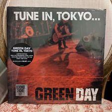 Green Day - Tune In, Tokyo..., Blue Vinyl LP, Black Friday RSD 2014, NEW!