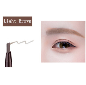 Natural Eyebrow Pencil Cosmetics Lasting Eye Brow Waterproof Makeup Light Brown