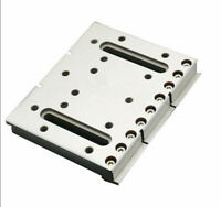 Wire EDM Fixture Board Stainless Jig Tool For Clamping and Leveling 120x150x15mm