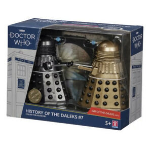 """Doctor Who Day of the Daleks History of the Daleks 7 Classic 5"""" Figure"""