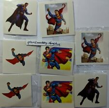 Super héroe Tatuajes-paquetes de 12-Loot Bolsa Fiesta Niños Relleno temporal