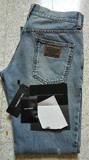 Jeans dolce & gabbana prima linea uomo DG Tg. 46 originali usati pantaloni dg