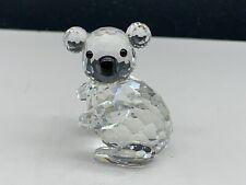 Swarovski Figurine 014366 Koala Ours Mère 4,5 Cm. Top