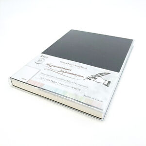 Tomoe River Notebook - A5 Blank - White 68gsm - 368 pages