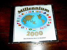 Millennium 2000 - Production Music For Broadcast CD - ILLUMINATI NEW WORLD ORDER