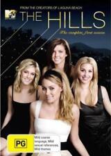 THE HILLS (COMPLETE SEASON 1 - DVD SET SEALED + FREE POST)