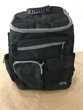 Eastsport Outdoor Company Simple Black Backpack A1