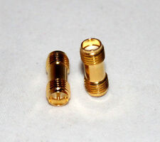 RP-SMA Female to SMA Female RF coaxial adapter (US Stock; Fast Ship)