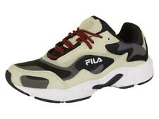FILA LUMINANCE FITNESS TRAINERS SPORTS SNEAKERS MEN SHOES BLACK/GREY SIZE 13 NEW