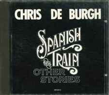 "CHRIS DE BURGH ""Spanish Train And Other Stories"" CD-Album"
