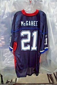 New NFL Buffalo Bills Willis McGahee #21 Home Reebok Jersey Adult 2XL