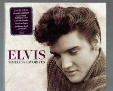 ELVIS- Timeless Favorites- 2 CD- Set 34 Songs 2008 SEALED BRAND NEW